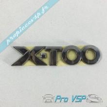 Logo de hayon occasion pour ligier xtoo 1 et 2