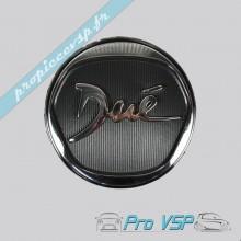 Logo Dué noir pour Dué 2 P85