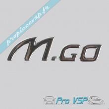 Logo de hayon pour Microcar Mgo