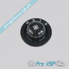 Bouton de chauffage pour Microcar Virgo Mc1 Mc2