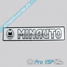 Adhésif de pare choc pour voiture sans permis Minauto
