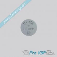 Pile CR2032 de télécommande de centralisation