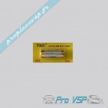 Pile A23 12V de télécommande de centralisation