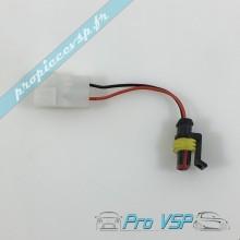 Adaptateur branchement pompe à gasoil électrique