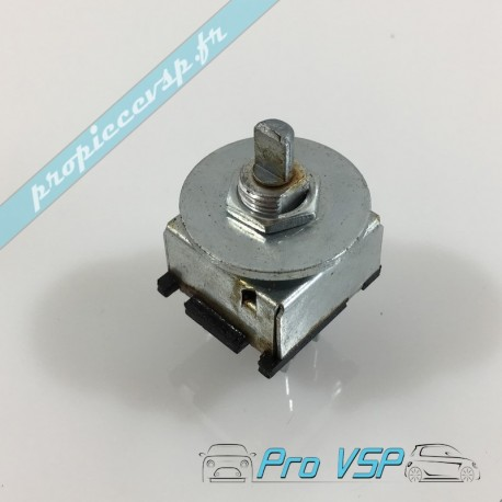 Interrupteur de ventilation occasion pour Microcar
