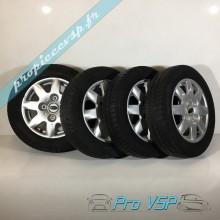 Pack jantes + pneus occasion pour Microcar Mc1 Mc2