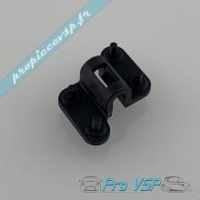 Charnière de tringle d'arrêt de porte arrière pour Microcar Virgo 3 Pratic Activ