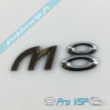 Logo latéral occasion pour Microcar M8