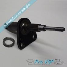 Moyeu de roue arrière pour microcar mc1 mc2 ( 2ème montage )