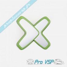 "Logo ""X"" pour Microcar Highland"