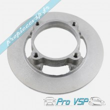 Disque de frein avant pour microcar lyra virgo et mc1 diamètre 170mm