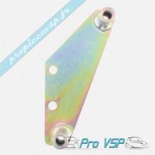 Support liaison moteur / boite droit pour microcar virgo 3