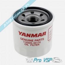 Filtre à huile origine pour moteur yanmar bicylindre
