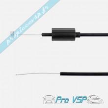 Câble d'accélérateur pour microcar mc1 mc2 ( moteur lombardini )