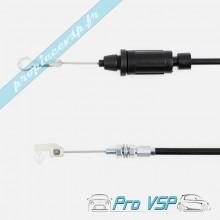 Câble d'accélérateur pour microcar mgo ( moteur yanmar )