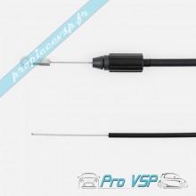 Câble d'accélérateur pour microcar mgo ( moteur lombardini )
