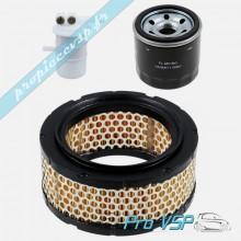 Kit 3 filtres pour Casalini moteur Mitsubishi
