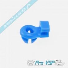 Clip bleu de poignée de porte pour Ligier