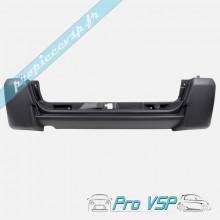 Pare choc arrière adaptable en plastique ABS pour Aixam City Roadline