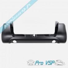 Pare choc arrière adaptable en plastique ABS pour Aixam Coupé Vision
