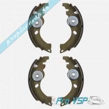 Mâchoires de frein pour tambour diamètre 180mm