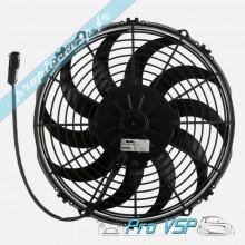 Ventilateur électrique pour aixam vision ( moteur lombardini hdi ) et sensation