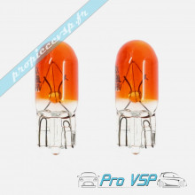 Ampoule orange de veilleuse