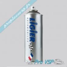 Bombe de peinture teinte constructeur Ligier