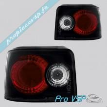 Feux arrière Tuning Dectane fond noir adaptable pour Aixam 325i , 400i , 500ut , 600i , a540 , a550 , Microcar Spid , Jdm X5 , O