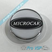 Logo de centre de jante alu pour microcar