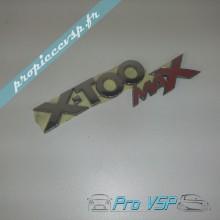 Logo de hayon occasion pour ligier xtoo max