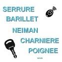 Serrure / Charnière