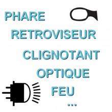 Eclairage / Rétroviseur
